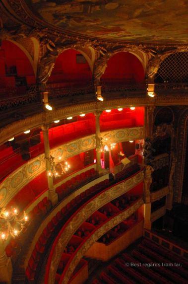 The opera house, Toulon