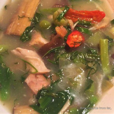 Orlarm gai, a taste of Laos
