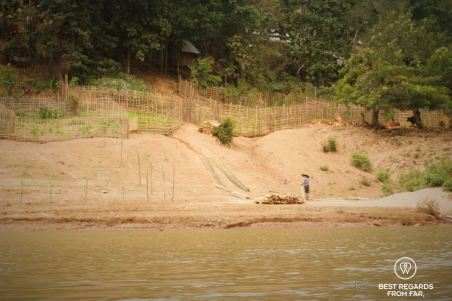 Life along the Nam Ou River, Muang Ngoy Neua, Laos