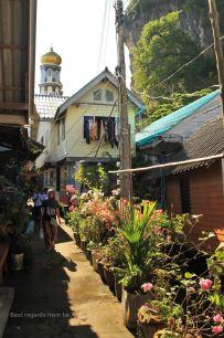 Koh Panyee, Phang Nga bay, Thailand