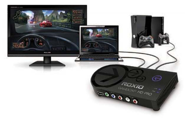 Roxio Game Capture HD PRO Review