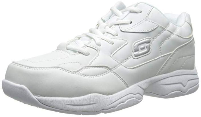 best white nursing shoes