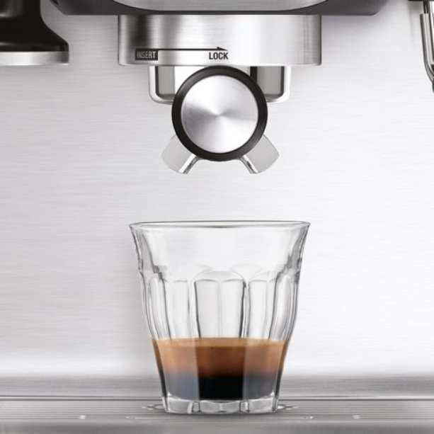 breville duo temp pro espresso machine review