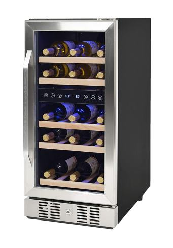 small wine cooler