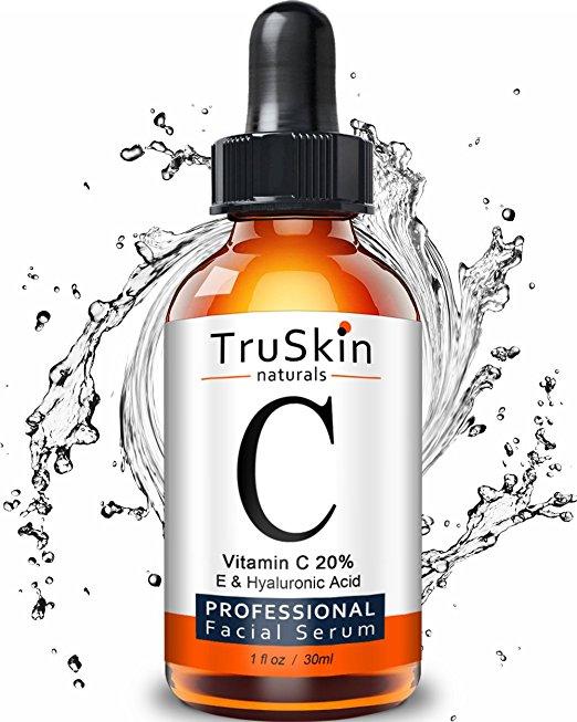 Truskin Naturals Vitamin C Serum Review