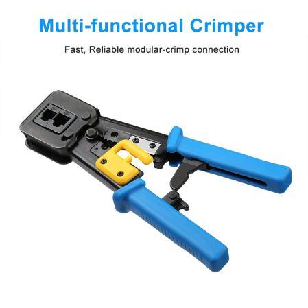 RJ45 Crimp Tool review