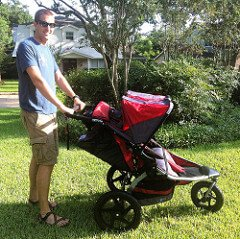 Baby Jogger 2016 Summit X3 Double Stroller Review