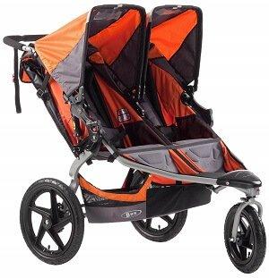 BOB Revolution Double Stroller SE Duallie