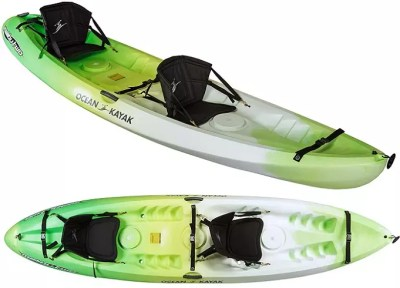 Ocean Kayak Malibu Sit On Top Tandem Kayak