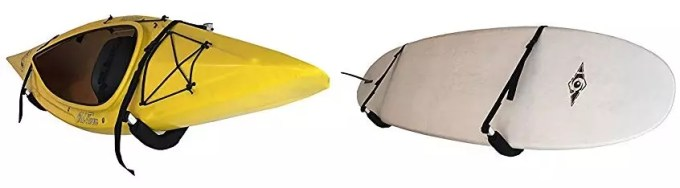 best way to store kayak