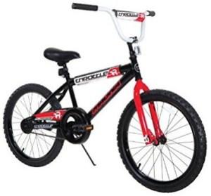Dynacraft Magna Throttle Boys BMX Bike