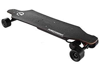 Pure Energy Electric Skateboard Longboard