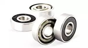 RaZr Precision Bearings ABEC 7 Pro Skateboard Bearings