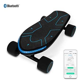 SWAGTRON Spectra Advanced Electric Cruiser Skateboard