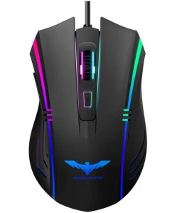 HAVIT HV-MS672 Ergonomic Gaming Wired Mouse