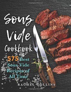 Sous Vide Cookbook best for sous vide cooking