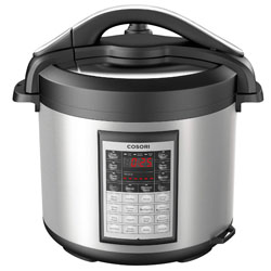 COSORI CP018-PC 8Qt 8-in-1 Electric Pressure Cooker