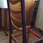 Langzeitprojekt: Stuhl