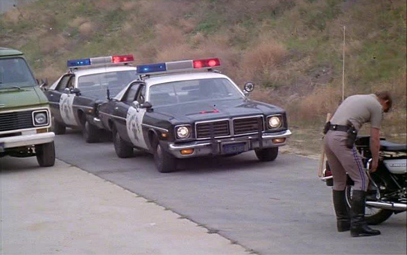 Cop Cars - CHiPs Dodge Coronet