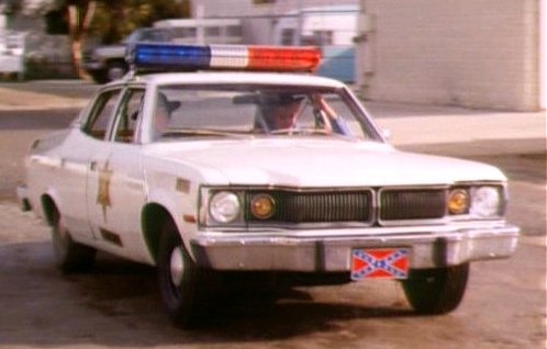 Cop Cars - Dukes of Hazzard AMC