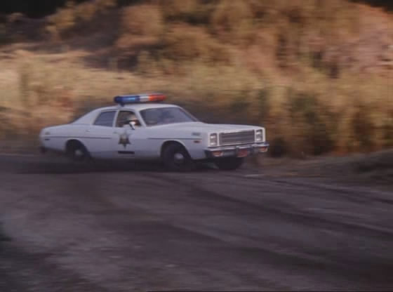 Cop Cars - Dukes of Hazzard Plymouth