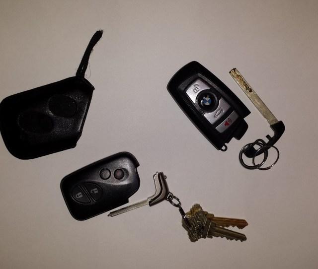 Unlock Car With Dead Key Fob