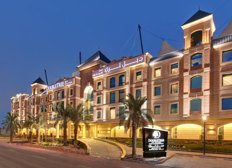 افضل فنادق 4 نجوم في الرياض فندق دبل تري هيلتون