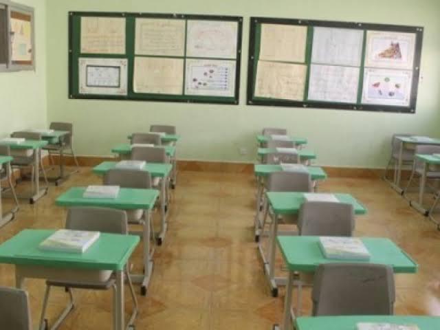 مدرسة ثانوية حي النظيم
