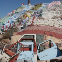 Leonard Knight - Salvation Mountain