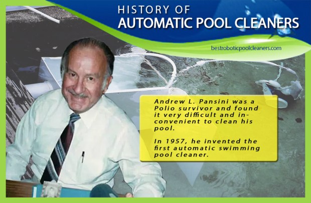 history of automatic pool cleaners