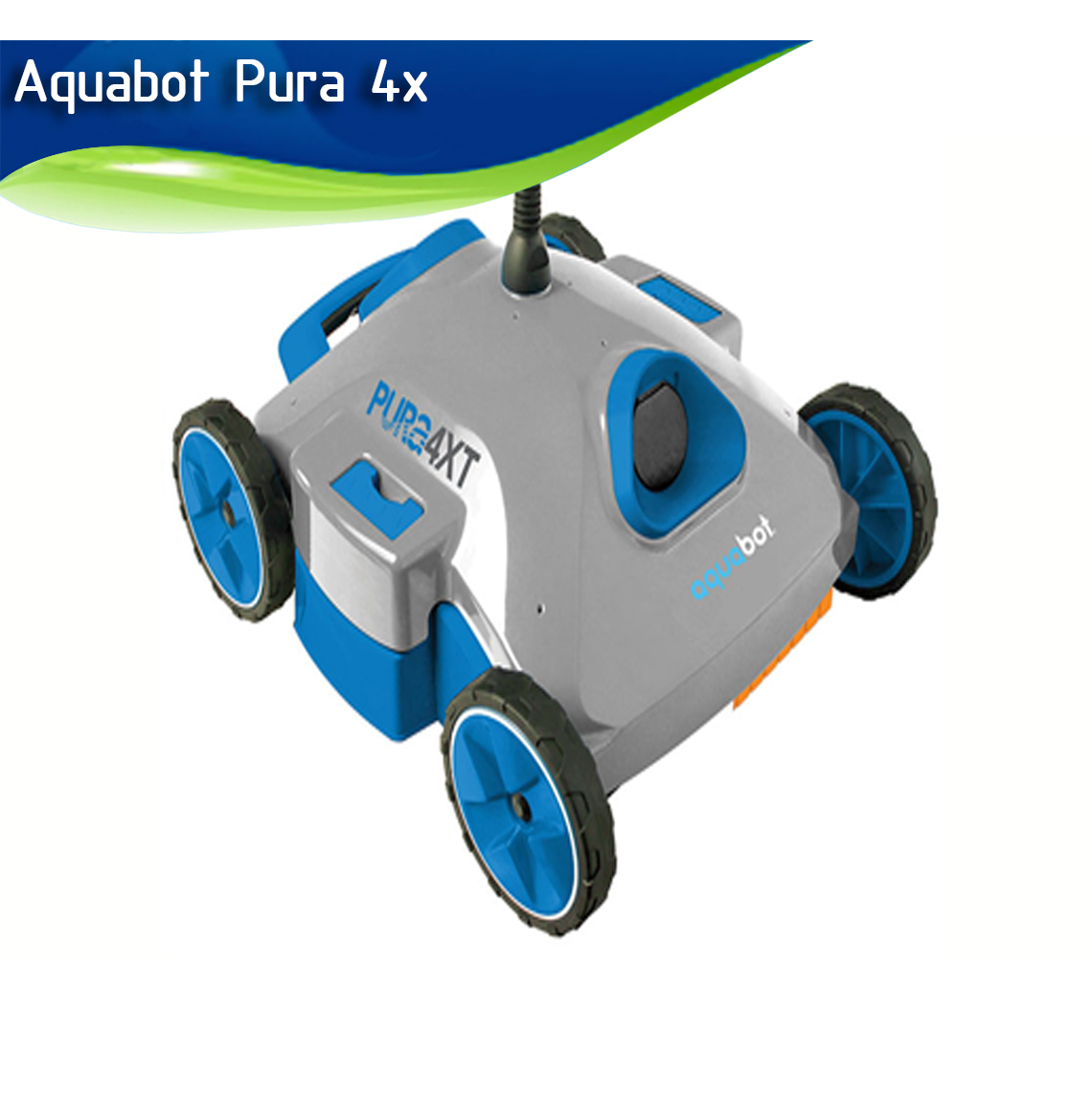 AquaBot Pura 4X REVIEW