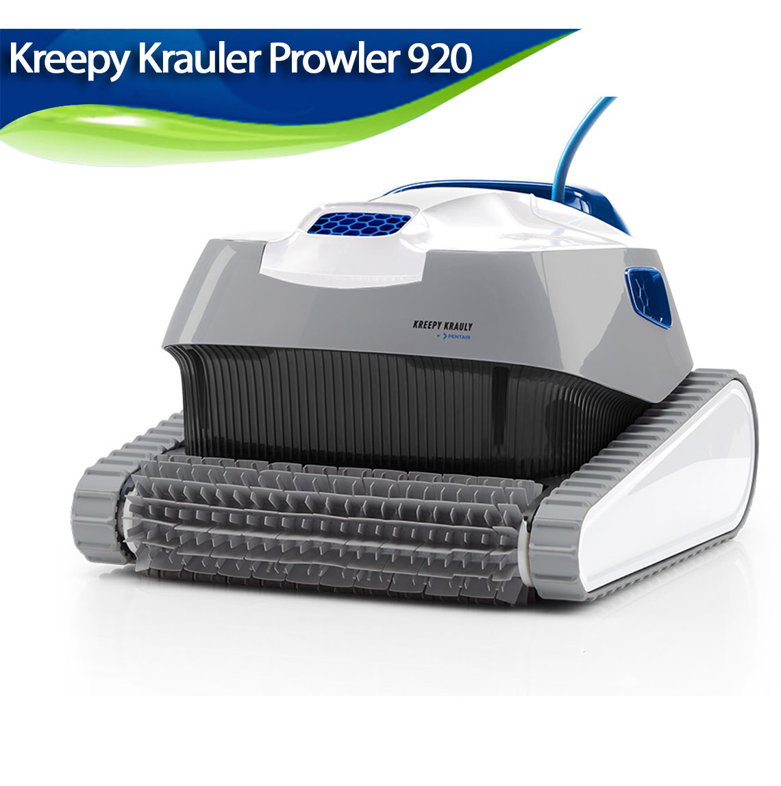 Kreepy Krauly Prowler 920 REVIEW - Best Robotic Pool Cleaners