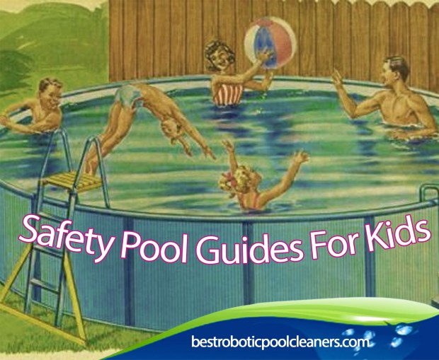 swimming pool guides for kids