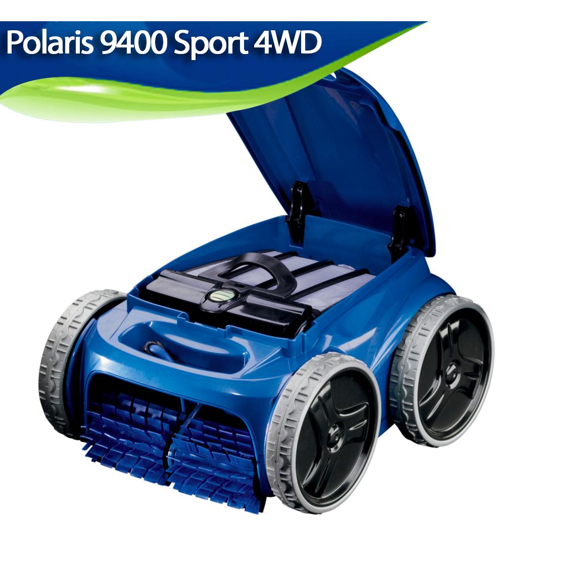 Polaris 9400 Sport 4WD review