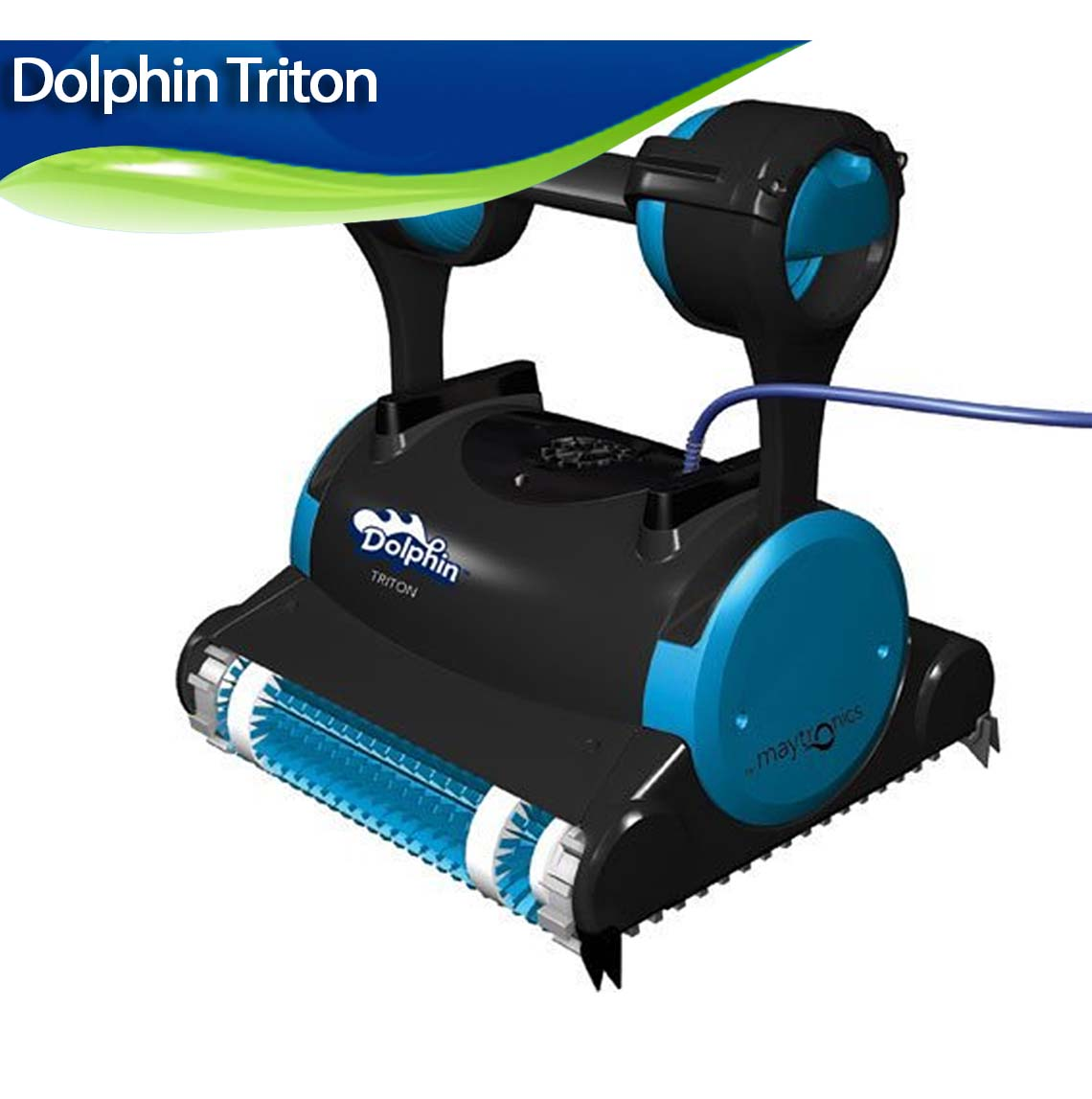 Dolphin Triton Review Best Robotic Pool Cleaners