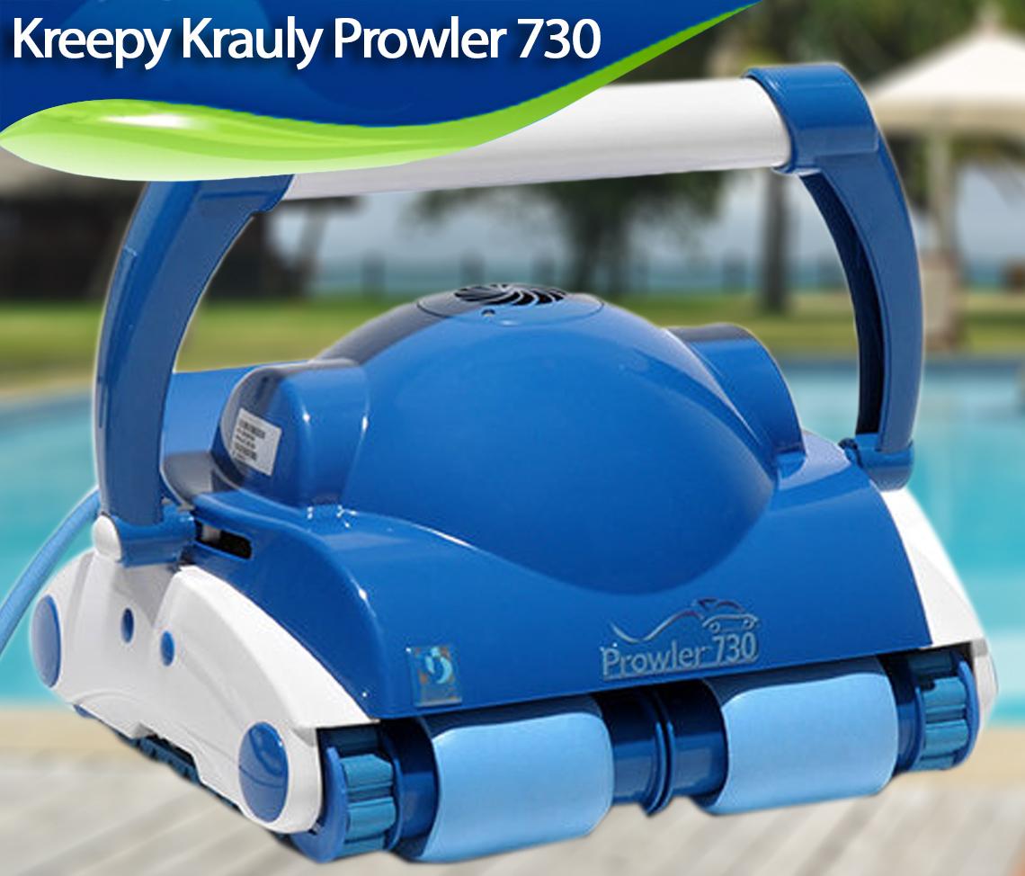 Kreepy Krauly Prowler 730 Review Best Robotic Pool Cleaners