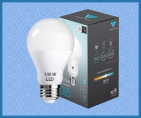 Best 100 Watt Equivalent LED Light Bulbs (July 2018) - E26