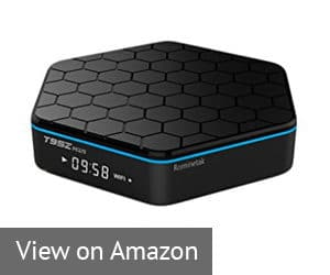 T95Z PLUS TV Box review