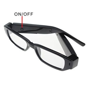 Monuen Hidden Camera Eyeglasses review