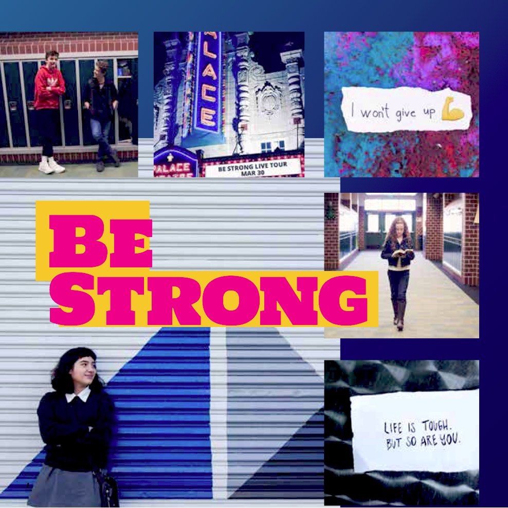 Be Strong » How We Engage Icon