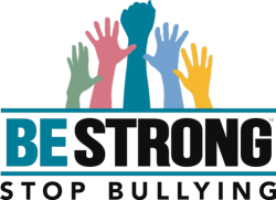 Be Strong™ - Our New Logo