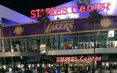 Los Angeles Lakers Create Memorable Student Experience