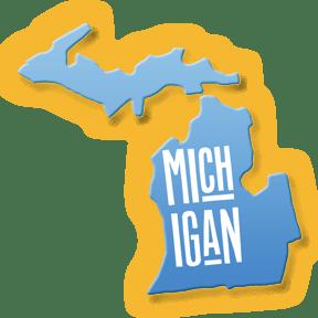 Michigan State Image