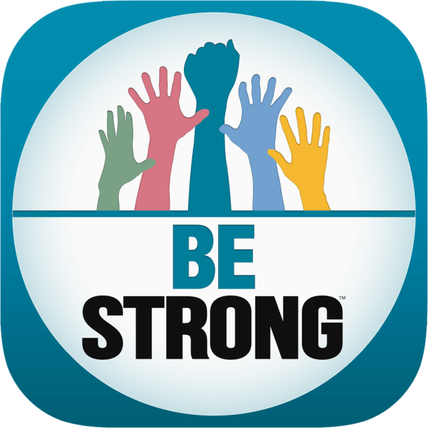Be Strong™ App Promo Icon