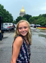 Be Strong » August 2018 Student of the Month - Allie | At the West Virginia Capital