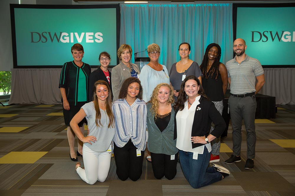 Press Release] DSW Forms DSW Gives to