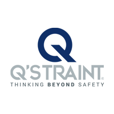 Be Strong Supporting Partner »  Q'Straint Logo