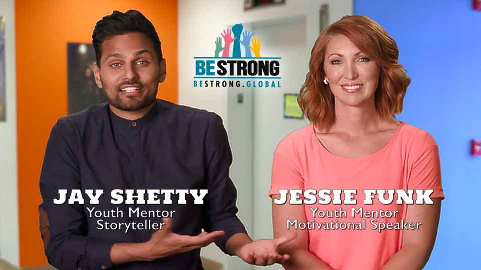 [Press Release] Bullying Prevention Group Be Strong Launches Resilience Program for U.S. Schools