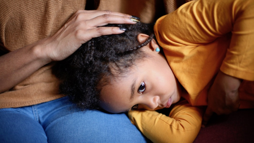 Children Won't Say They Have Anxiety, They Say 'My Stomach Hurts!'
