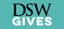 Be Strong Hero Partner » DSW Gives Philanthropy Logo
